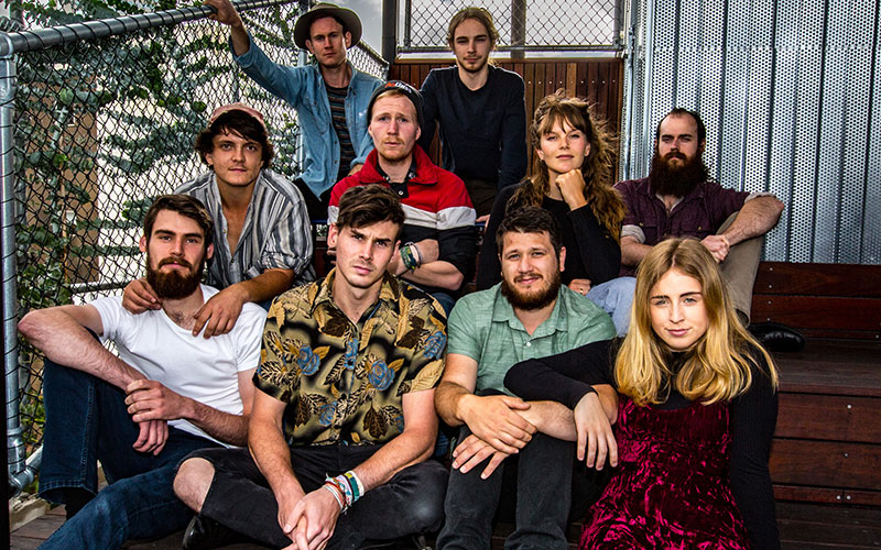 The Northern Folk - appearing at the Blue Mountains Music Festival of Folk, Roots and Blues, 2018 - in Katoomba!